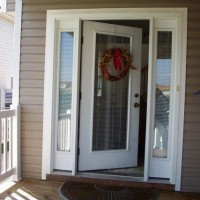 Door Replacement - ProVia Signet Fiberglass - After