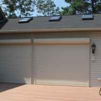 Hurricane Shutters - Motorized Rolling Shutters - After