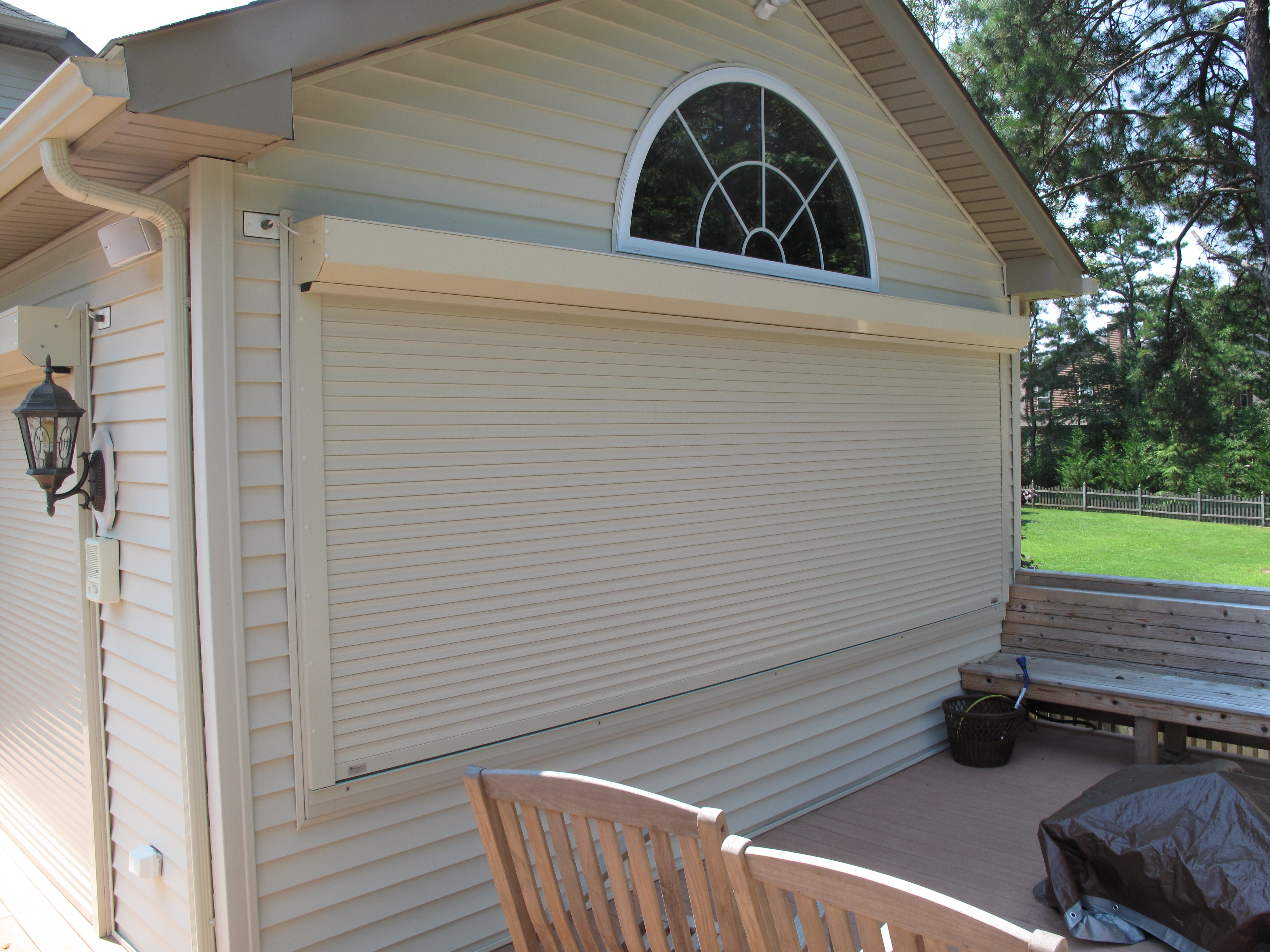 Storm/Hurricane/Security Shutters
