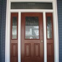 Door Replacement - ProVia Signet Fiberglass - After