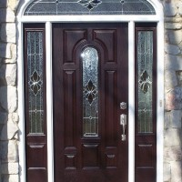 Replacement Door - After - ProVia Heritage Fiberglass