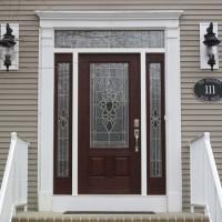 Door Replacement - Energy Efficient - ProVia Heritage Fiberglass - After