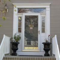 Door Replacement - Not Energy Efficient - Before