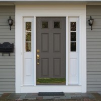 Entry Door Replacement - After - ProVia Heritage Fiberglass