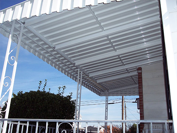 Aluminum Awnings In Linwood Nj Awnings Miami Somers