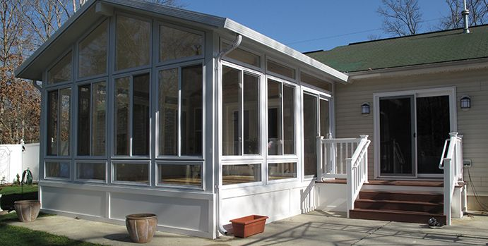 Sunrooms and Porch Enclosures from MiamiSomers in Somers Point, NJ