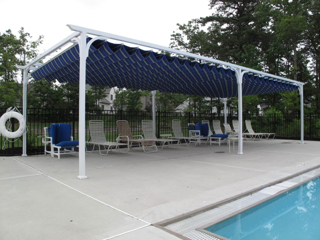 Canopies In Egg Harbor Nj Pergolas In Ocean City Nj