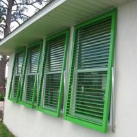 Bahama Shutter - Closed