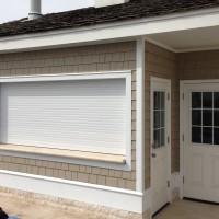Hurricane Shutter - Specialty - Outdoor Bar