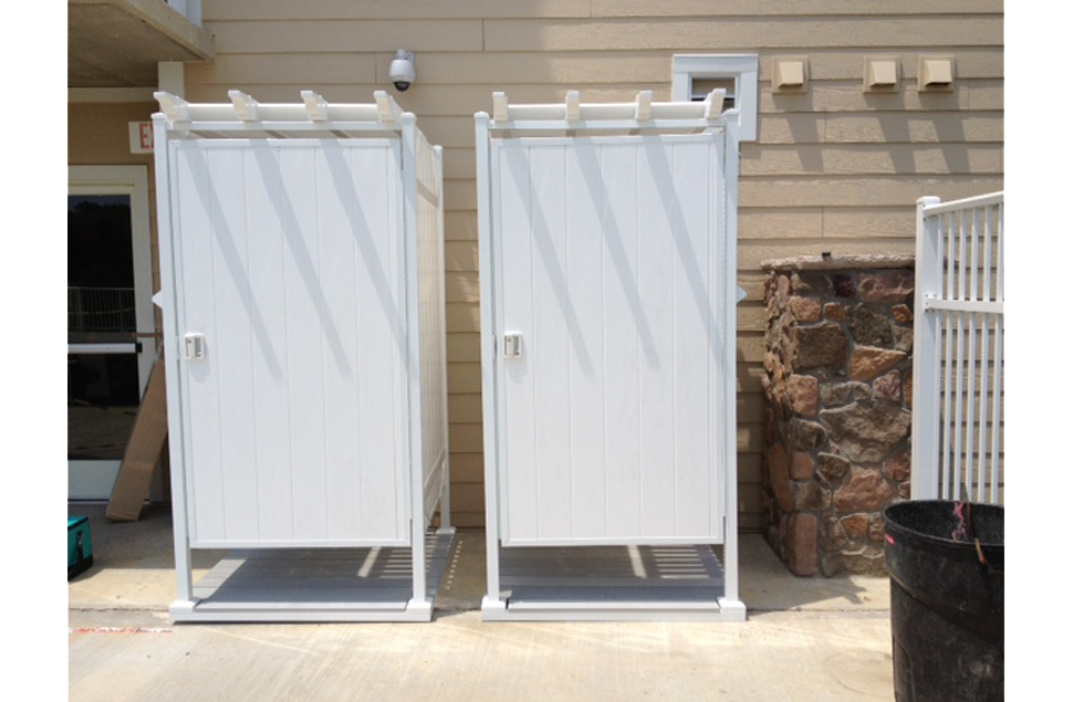 Oudoor Shower Enclosures | Cape May NJ | MiamiSomers