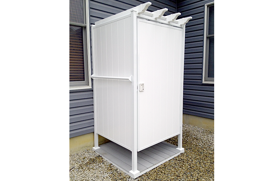 Oudoor Shower Enclosures Cape May Nj Miamisomers