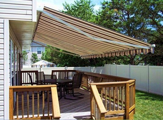 The Benefits Of Using Awnings